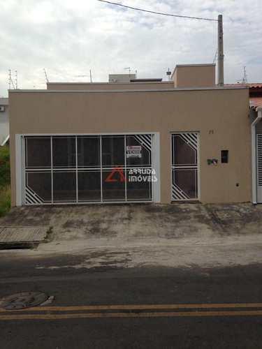 Casa, código 42457 em Itu, bairro Jardim Paulista