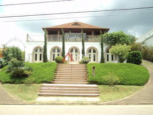 Casa de Condomínio, código 42458 em Itu, bairro Condominio Jardim Plaza Athenée