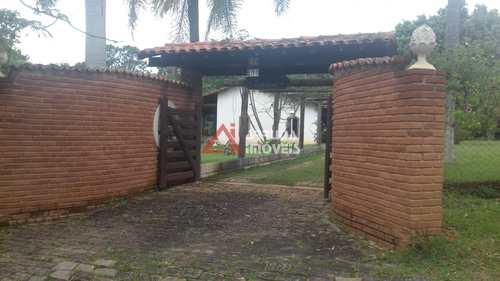 Chácara, código 42472 em Itu, bairro Condomínio Residencial Chácaras Monte Verde