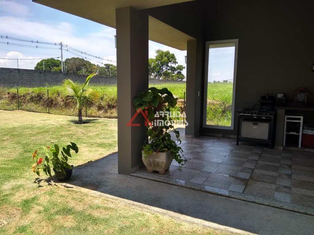 Casa de Condomínio em Itu, no bairro Condomínio Parque Ytu Xapada
