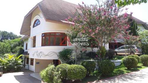 Casa de Condomínio, código 42507 em Itu, bairro Condomínio Terras de São José