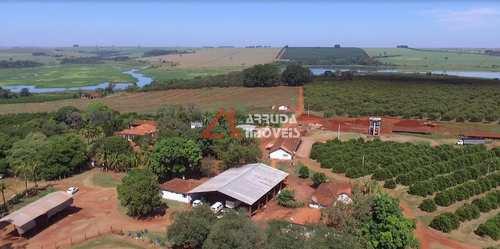 Fazenda, código 42512 em Ibitinga, bairro Zona Rural