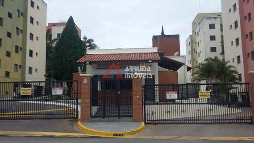 Apartamento, código 42519 em Itu, bairro Condomínio Residencial Domingos Fernandes