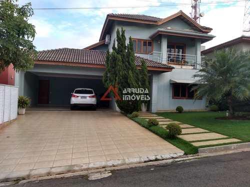 Casa de Condomínio, código 42520 em Itu, bairro Condomínio Jardim Theodora
