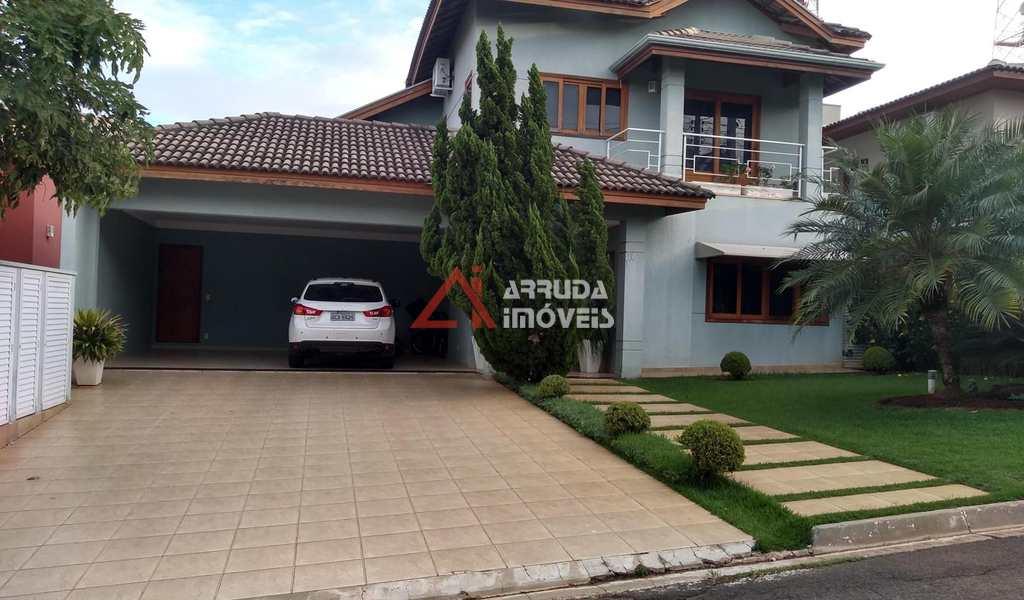 Casa de Condomínio em Itu, bairro Condomínio Jardim Theodora