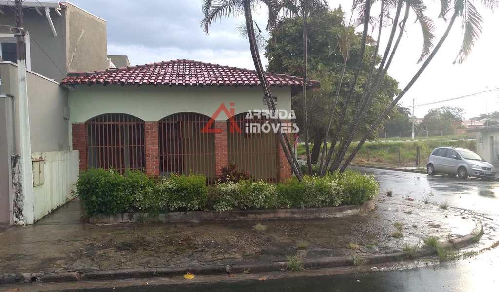 Casa em Itu, bairro Liberdade