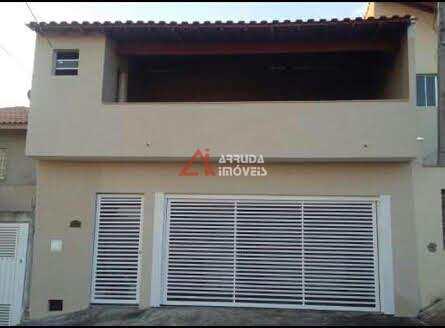 Casa, código 42526 em Itu, bairro Parque São Camilo