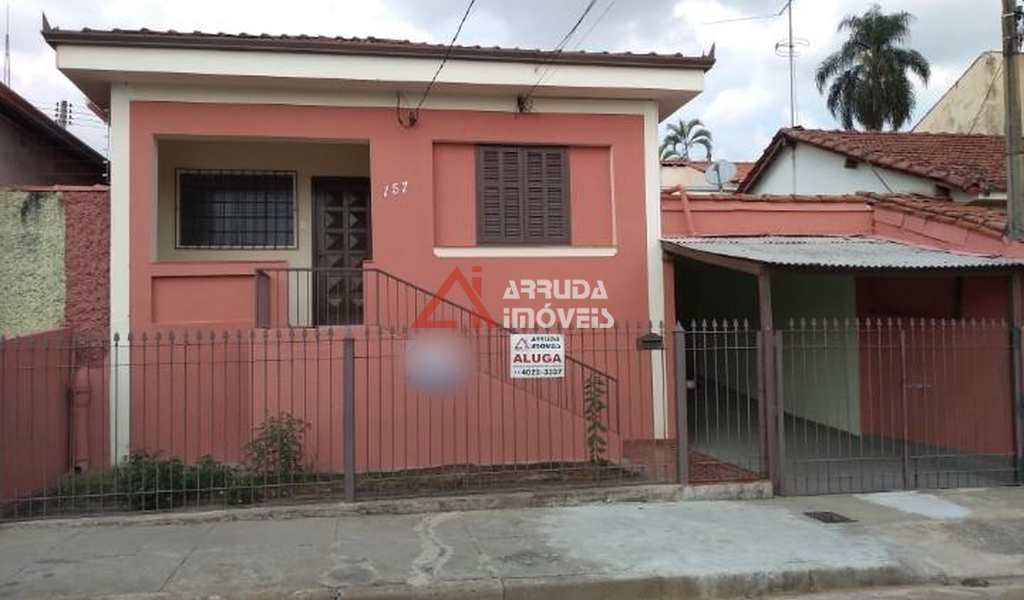 Casa em Itu, bairro Vila Gatti