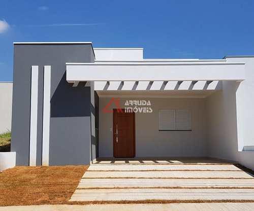 Casa de Condomínio, código 42566 em Salto, bairro Condomínio Residencial Village Moutonée