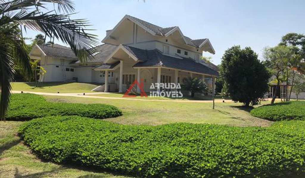 Casa de Condomínio em Itu, bairro Fazenda Vila Real de Itu