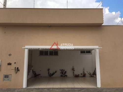 Casa, código 42598 em Itu, bairro Jardim Santa Rosa