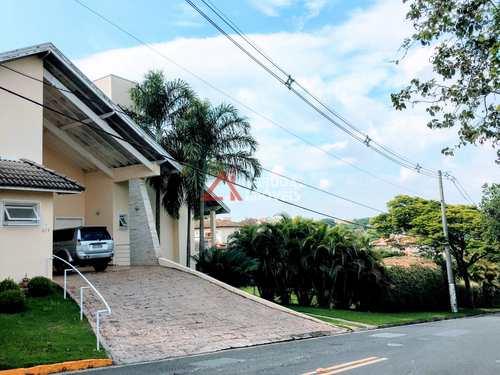 Casa de Condomínio, código 42608 em Itu, bairro Bairro Campos de Santo Antônio