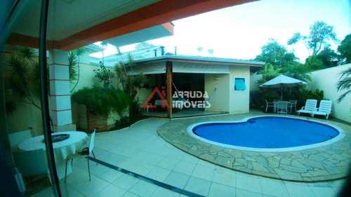 Casa de Condomínio, código 42632 em Indaiatuba, bairro Condomínio Residencial Beira da Mata