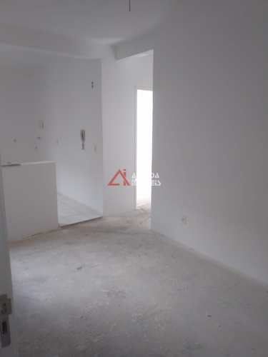 Apartamento, código 42654 em Itu, bairro Condomínio Residencial Ilha do Sol