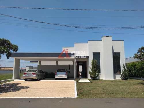 Casa de Condomínio, código 42666 em Itu, bairro Condomínio Residencial Parque Ytu Xapada