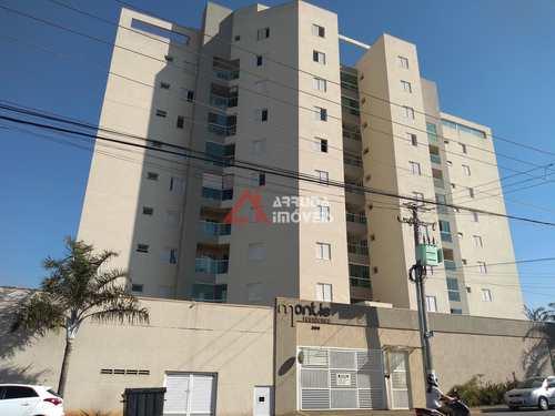 Apartamento, código 42671 em Itu, bairro Rancho Grande