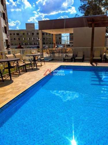 Apartamento, código 42675 em Itu, bairro Vila Progresso