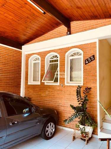 Casa, código 42682 em Itu, bairro Jardim Santa Tereza