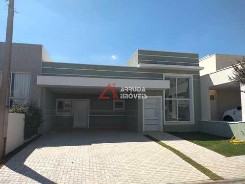 Casa de Condomínio, código 42762 em Itu, bairro Condomnínio Residencial Vila das Hortencias