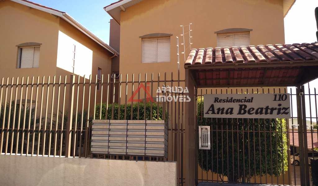 Apartamento em Itu, bairro Residencial Ana Beatriz