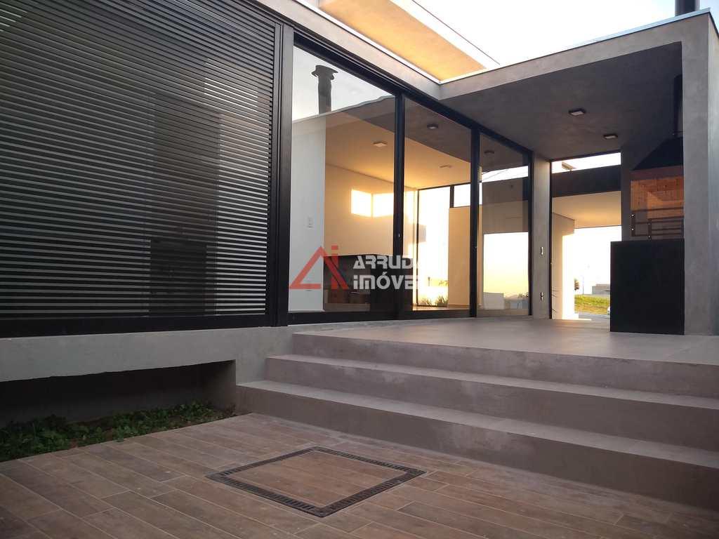 Casa de Condomínio em Itu, no bairro Condomínio Residencial Mont Blanc