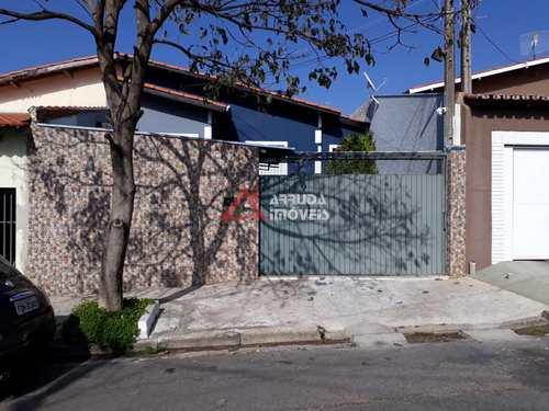 Casa, código 42779 em Itu, bairro Jardim Aeroporto I