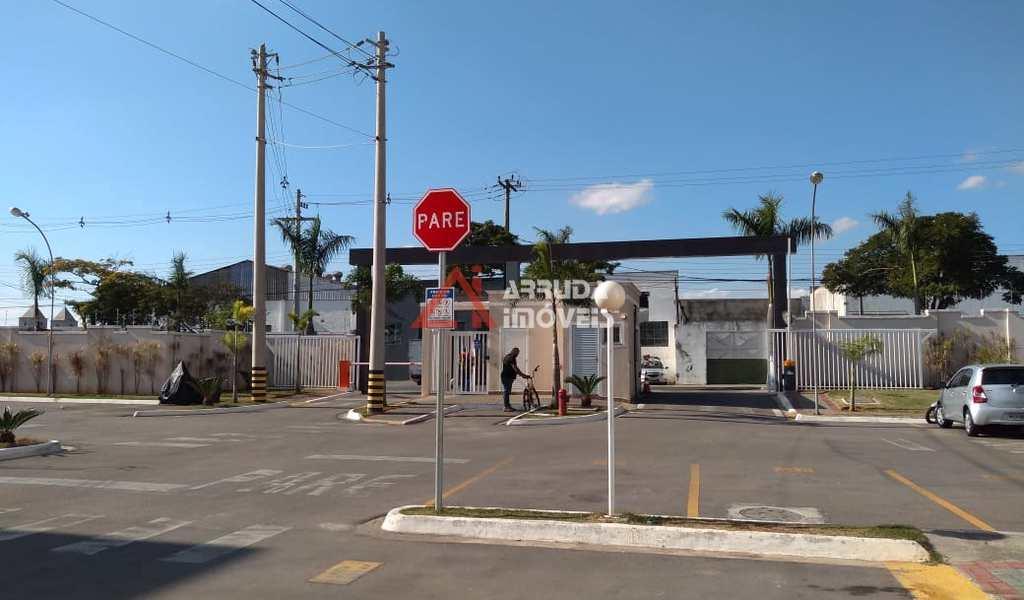 Apartamento em Itu, bairro Condomínio Residencial Parque Ilha dos Corais
