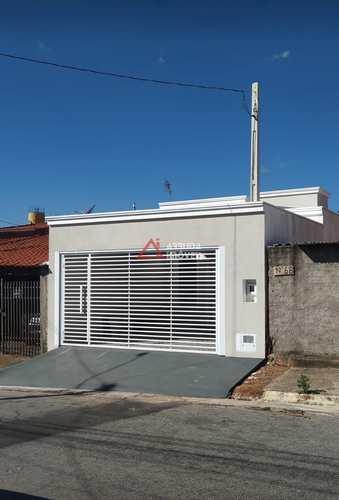 Casa, código 42792 em Itu, bairro Parque Residencial Guitti
