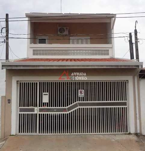 Casa, código 42811 em Itu, bairro Jardim Aeroporto I