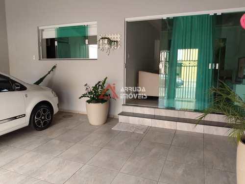Casa, código 42834 em Indaiatuba, bairro Jardim Belo Horizonte
