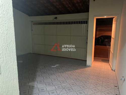 Casa, código 42854 em Salto, bairro Loteamento Terras de São Pedro E São Paulo