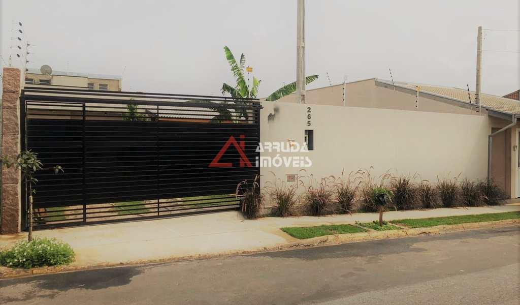 Casa em Salto, bairro Jardim Santa Marta III