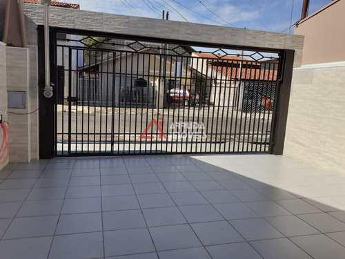 Casa, código 42874 em Salto, bairro Loteamento Terras de São Pedro E São Paulo