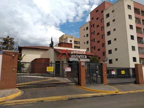 Apartamento, código 42932 em Itu, bairro Condomínio Residencial Domingos Fernandes