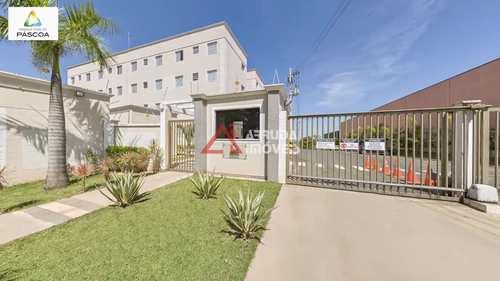 Apartamento, código 42934 em Itu, bairro Condomínio Residecial Ilha de Pascoa