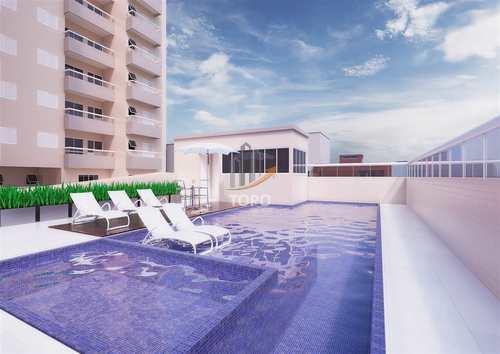 Apartamento, código 4979 em Praia Grande, bairro Ocian