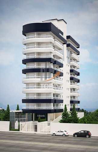 Apartamento, código 4992 em Praia Grande, bairro Guilhermina