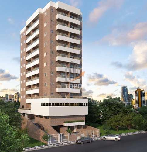 Apartamento, código 4993 em Praia Grande, bairro Guilhermina