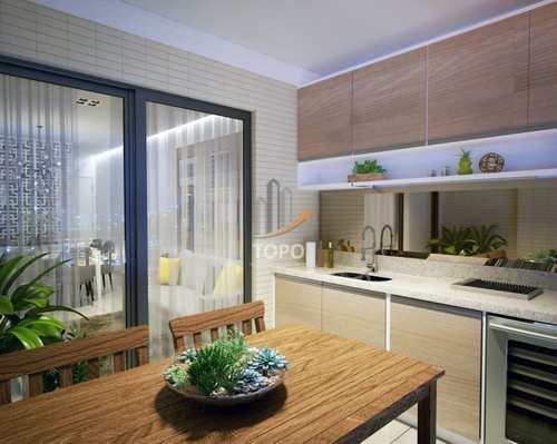 Apartamento, código 5016 em Praia Grande, bairro Aviação