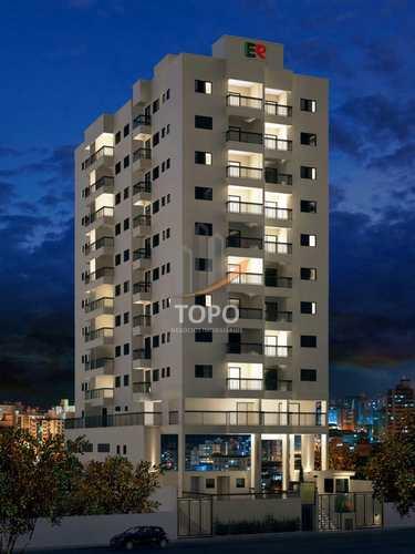 Apartamento, código 5018 em Praia Grande, bairro Aviação