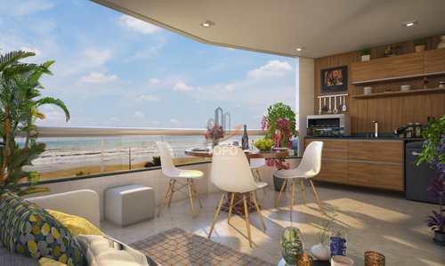 Apartamento, código 5070 em Praia Grande, bairro Maracanã