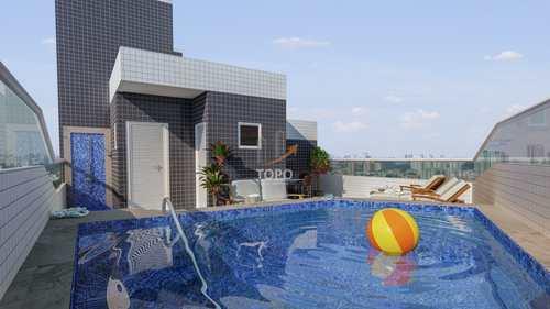 Apartamento, código 5147 em Praia Grande, bairro Guilhermina