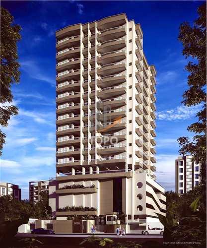 Apartamento, código 5149 em Praia Grande, bairro Aviação