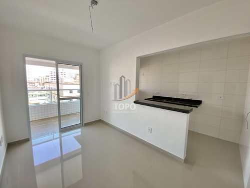 Apartamento, código 5182 em Praia Grande, bairro Boqueirão
