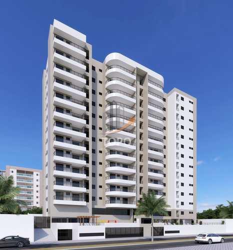 Apartamento, código 5286 em Praia Grande, bairro Mirim