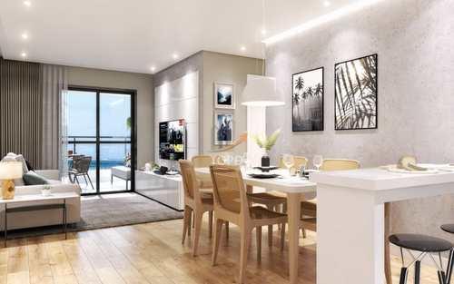 Apartamento, código 5292 em Praia Grande, bairro Mirim