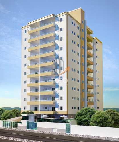 Apartamento, código 5439 em Praia Grande, bairro Guilhermina