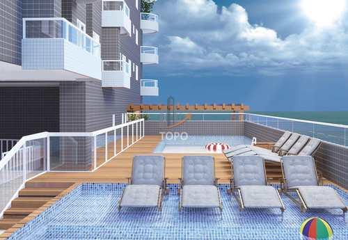 Apartamento, código 5487 em Praia Grande, bairro Maracanã