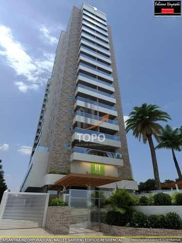 Apartamento, código 5498 em Praia Grande, bairro Canto do Forte