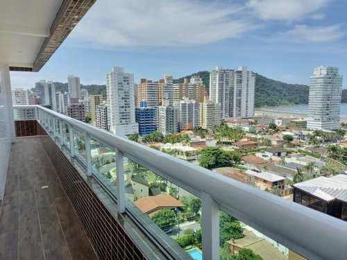 Apartamento, código 5550 em Praia Grande, bairro Canto do Forte